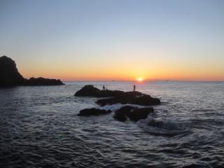 紀伊大島の日の出です