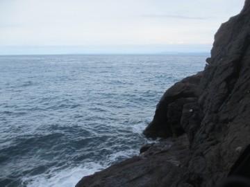 タライ南方向を眺める